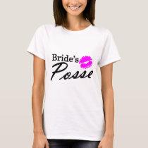 Brides Posse T-Shirt