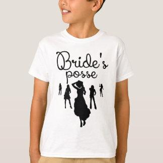 Bride's Posse T-Shirt