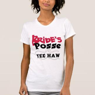 Bride's Posse Tshirt