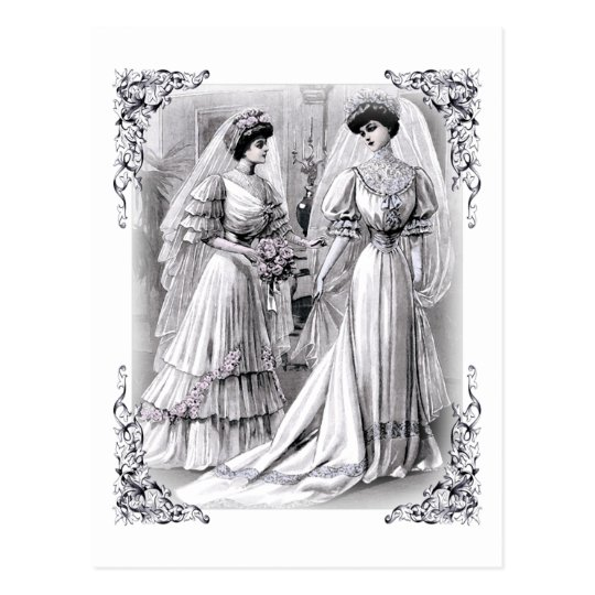 Brides - Postcard
