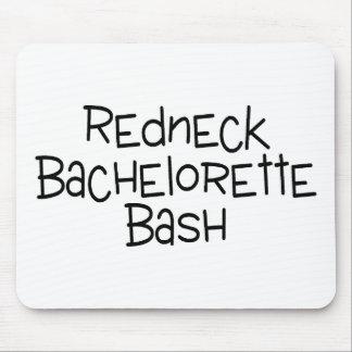 Brides Redneck Bachelorette Bash Mouse Pad