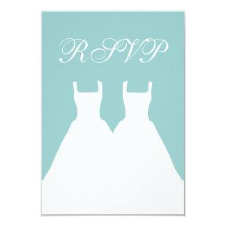 Brides RSVP Card