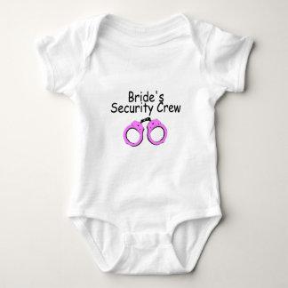 Brides Security Crew (Handcuffs) Shirt