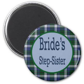 Brides Step-Sister Magnet