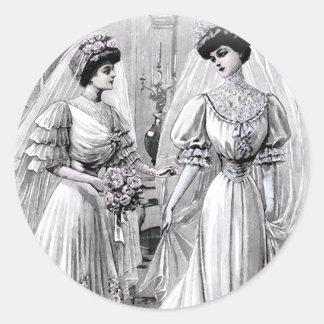 Brides - Sticker