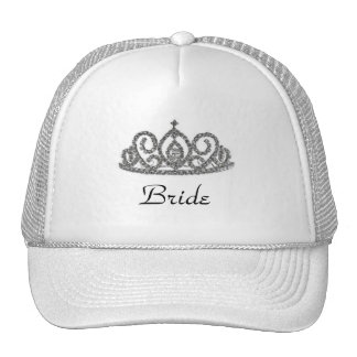 Bride's Tiara Hat