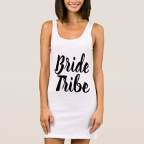 Brides Typography Calligaphy Hand Lettered Dress