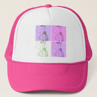 Bride's Wedding Day Trucker Hat