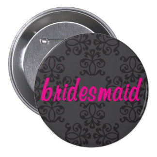 Bridesmaid 12 button