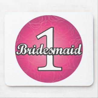 Bridesmaid #1 mouse pad