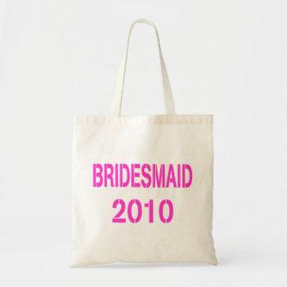 Bridesmaid 2010 bag