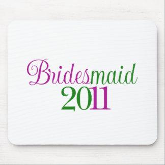 Bridesmaid 2011 mouse pad