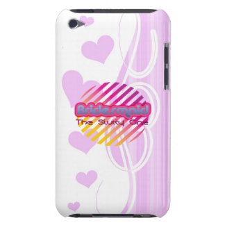 bridesmaid bachelorette wedding bridal party iPod touch cover