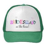 Bridesmaid Cap Trucker Hat