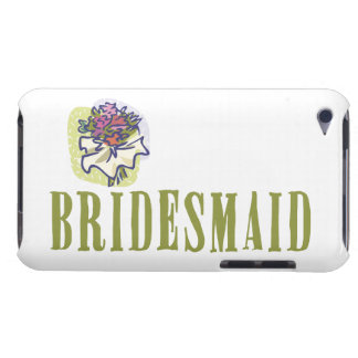Bridesmaid Case-Mate iPod Touch Case