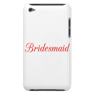 Bridesmaid iPod Touch Covers