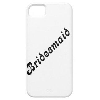 Bridesmaid Case For iPhone 5/5S
