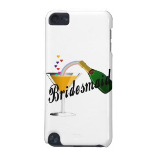 Bridesmaid Champagne Toast iPod Touch 5G Case