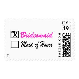 Bridesmaid (Ck Box) Postage