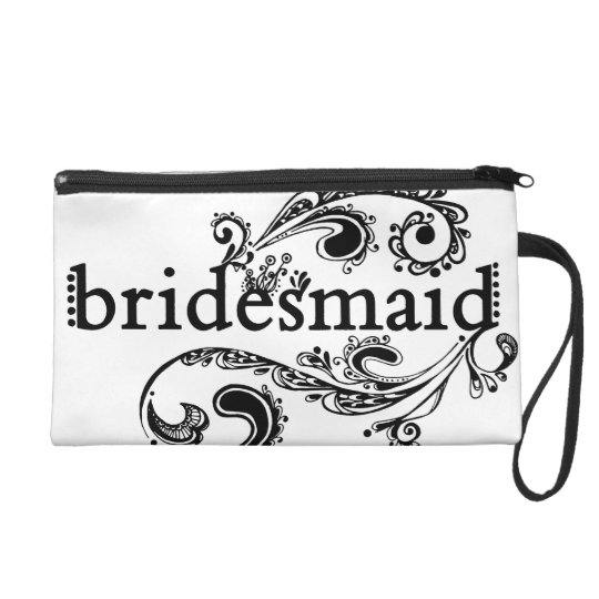 Bridesmaid Clutch