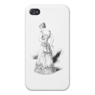 Bridesmaid Cover For iPhone 4