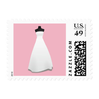 Bridesmaid Dress Stamps