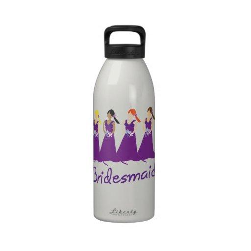 Bridesmaid Drinking Bottle