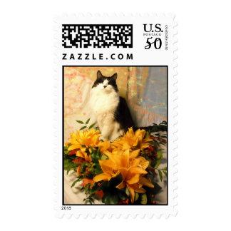Bridesmaid Flowers Postage