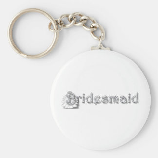 ♥ Bridesmaid  ♥Fun for Bachlorette Party, Shower♥ Keychain