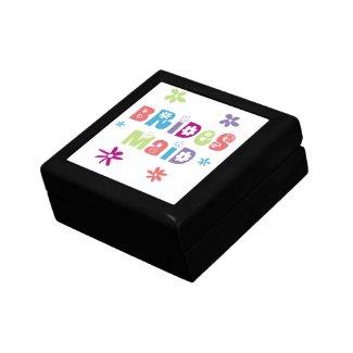 Bridesmaid giftbox