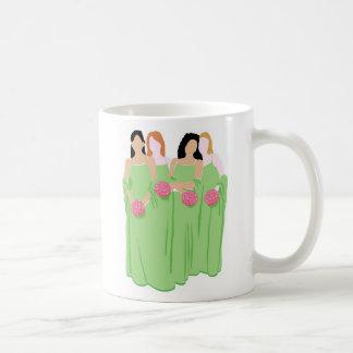 Bridesmaid Gift-Mug Classic White Coffee Mug