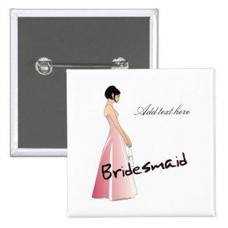 Bridesmaid Gifts Pins