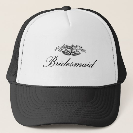 Bridesmaid Hat / Cap