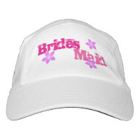 Bridesmaid Headsweats Hat