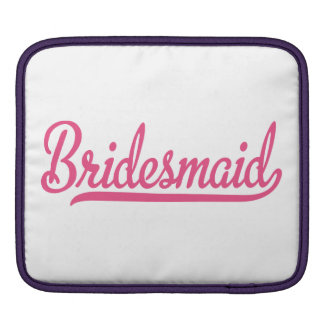 bridesmaid sleeve for iPads