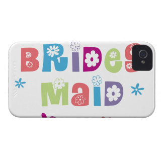 Bridesmaid iPhone 4 Cover
