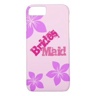 Bridesmaid iPhone 7 Case