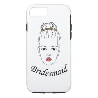 Bridesmaid iPhone 8/7 Case