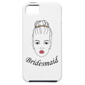 Bridesmaid iPhone SE/5/5s Case