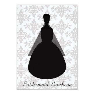 Bridesmaid Luncheon Invitations