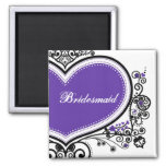 Bridesmaid Magnets