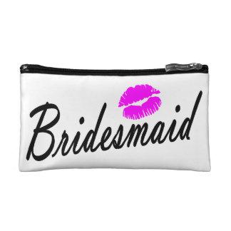 Bridesmaid Makeup Bag