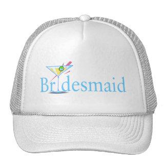 Bridesmaid (Martini Blue) Trucker Hat