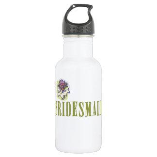 Bridesmaid 18oz Water Bottle