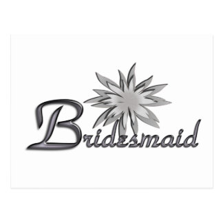 Bridesmaid Post Cards