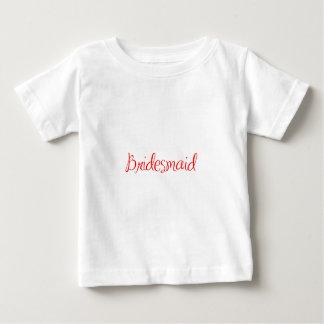 bridesmaid-sexy-red.png baby T-Shirt