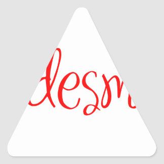 bridesmaid-sexy-red.png triangle stickers