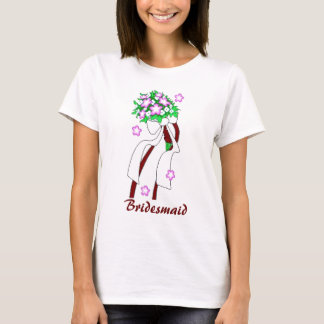 Bridesmaid Shirt - Customized