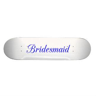 Bridesmaid Skateboard Decks