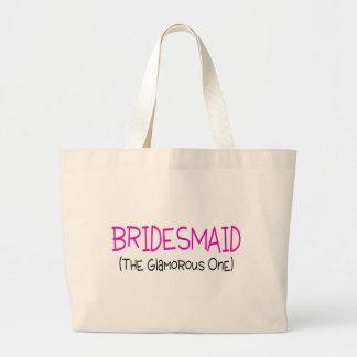 Bridesmaid The Glamorous One Bag